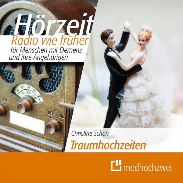 medhochzwei Radio Hörzeit - Traumhochzeiten (CD)