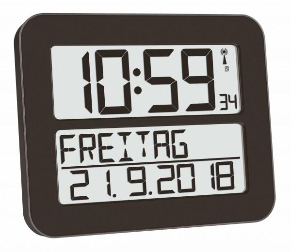 TFA Dostmann Demenz-Funkuhr Timeline Max