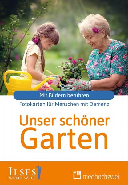 REVIVA medhochzwei Fotokarten für Menschen mit Demenz – Unser schöner Garten