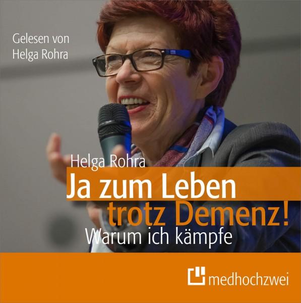 REVIVA für Menschen mit Demenz – medhochzwei – Helga Rohre - Ja zum Leben trotz Demenz!