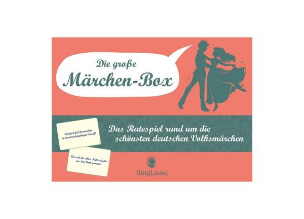 REVIVA für Menschen mit Demenz – Singliesel - Bücher. Spiele. Fortbildungen. – Ratespiele: Die große Märchen-Box