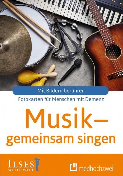 REVIVA medhochzwei Fotokarten für Menschen mit Demenz – Musik – gemeinsam singen