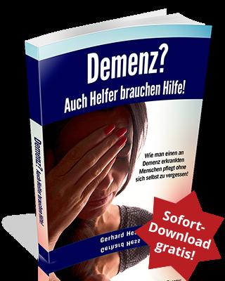 Das REVIVA Demenz-ebook für Helfer